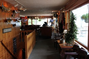 Lodge bar