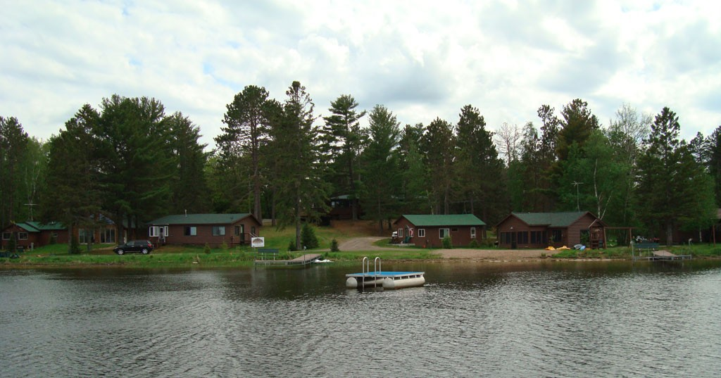 Lost land lake lodge resort cabins on the beautiful and Land and cabins
